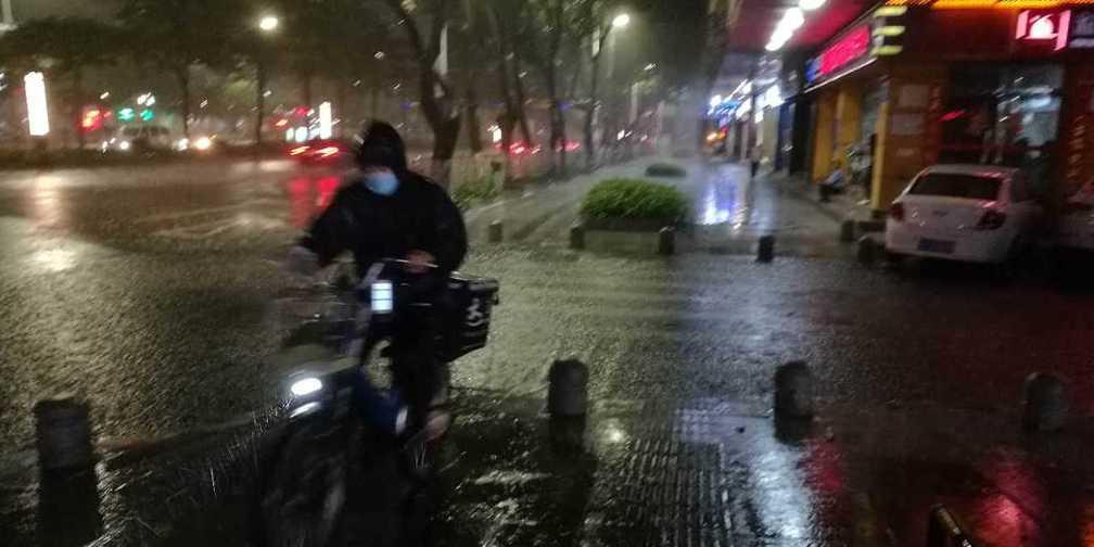 全市的暴雨预警信号全部解除!