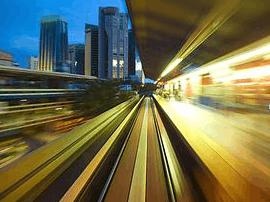 """黄埔区谋划开建""""高速地铁""""知识城15分钟到机场"""