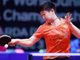 国乒小将夺回世青赛男女团体冠军 河北元素