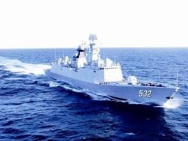 荆州舰昨日上午启航 远赴四大洲进行访问