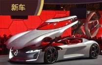 2016巴黎车展:雷诺TREZOR概念车发布