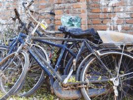 即日起至9月底 福州清理整治城区废旧闲置自行车