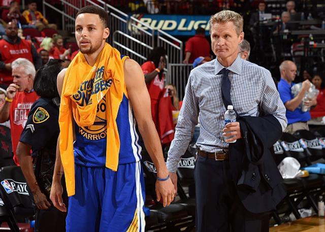 Steve Kerr:最初被Stephen Curry投籃氣瘋 遠不遠沒關係投進就是好球