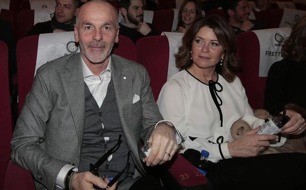 皮奥利带国米全队集体观看电影《长城》