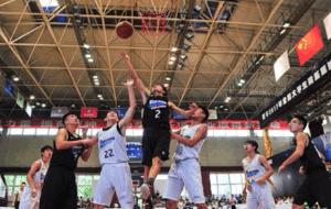 全国5V5篮球赛华中区冠军产生