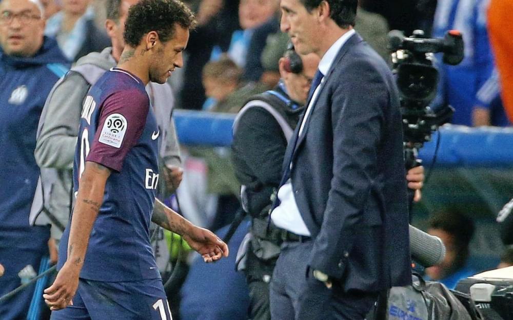 曝内马尔要求巴黎换帅 力荐斯科拉里顶替埃梅里