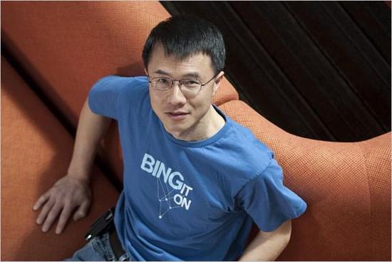 微软前bing负责人加入百度:陆奇任总裁兼COO