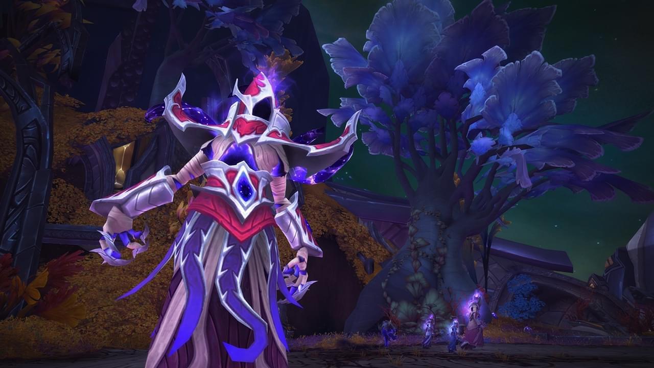 魔兽世界7.3新加入地下城预览:执政团之座