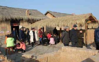 长治农村办起生态园 乡村民俗让村民在家门口增收