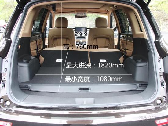 品质大幅提升 网易汽车实拍野马汽车T80