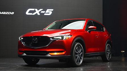 2019马自达CX-5