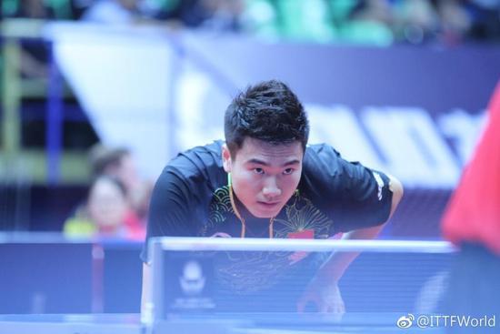 冷门迭出!中国赛国乒两男将资格赛皆惨遭淘汰