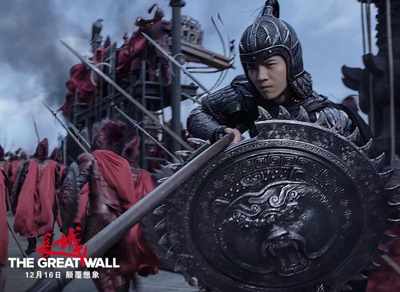 张艺谋魔幻史诗级电影《长城》新预告的照片 - 1