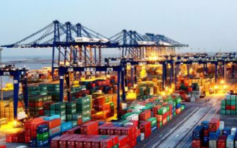2018年1月福建省外贸进口同比增长24.8%