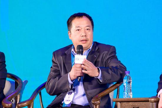 广汽研究院首席技术官兼智能网联技术研发中心主任黄少堂