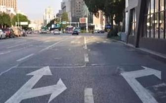 唐山:这个路口车道有变 出行千万要注意!