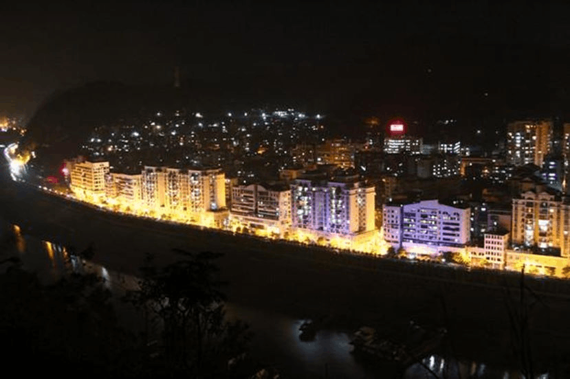 中国史上首个总督府所在地 在广西最具底蕴的城市