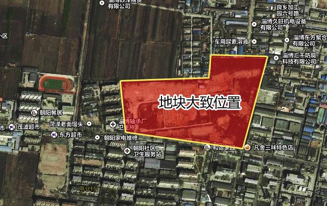 中房金泽掷金于南定镇 超1.6亿拿下72978㎡土地