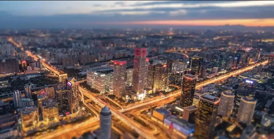"GDP最高的10座城市出炉 这座城成""新一线""冠军"