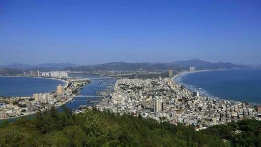 好消息!惠州巽寮湾、双月湾将发展成黄金海岸