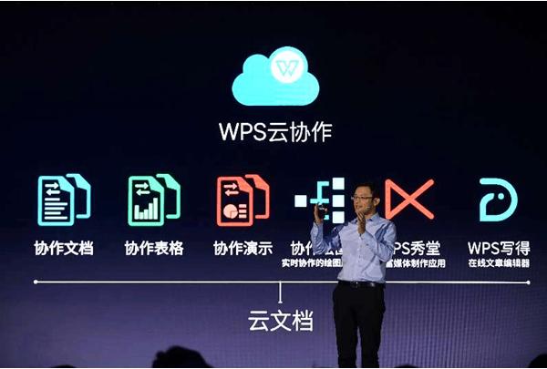 WPS+正式发布 WPS全球用户数已达6亿的照片 - 2