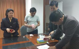 清新 人社局帮6名农民工追回超7万欠薪