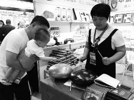太原佛教文化用品博览会吸引300余家展商亮相