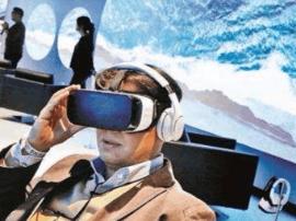 闽清将有移风易俗公园 引进VR技术和讲解机器人