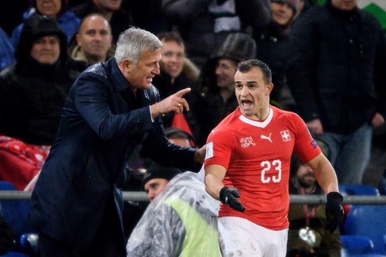 附加赛-破门乏术闷平 瑞士总分1-0淘汰北爱尔兰