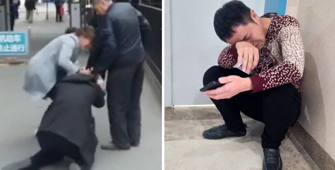 妻子罹患白血病哥哥拒捐骨髓 丈夫跪求岳父