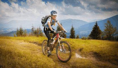每周骑车半小时少得很多病 改善心血管健康