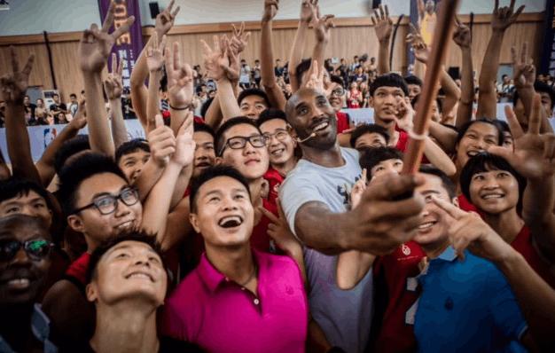 要成最有狀態的退役球員!Kobe剛來中國凌晨4點還在訓練:這就是曼巴精神