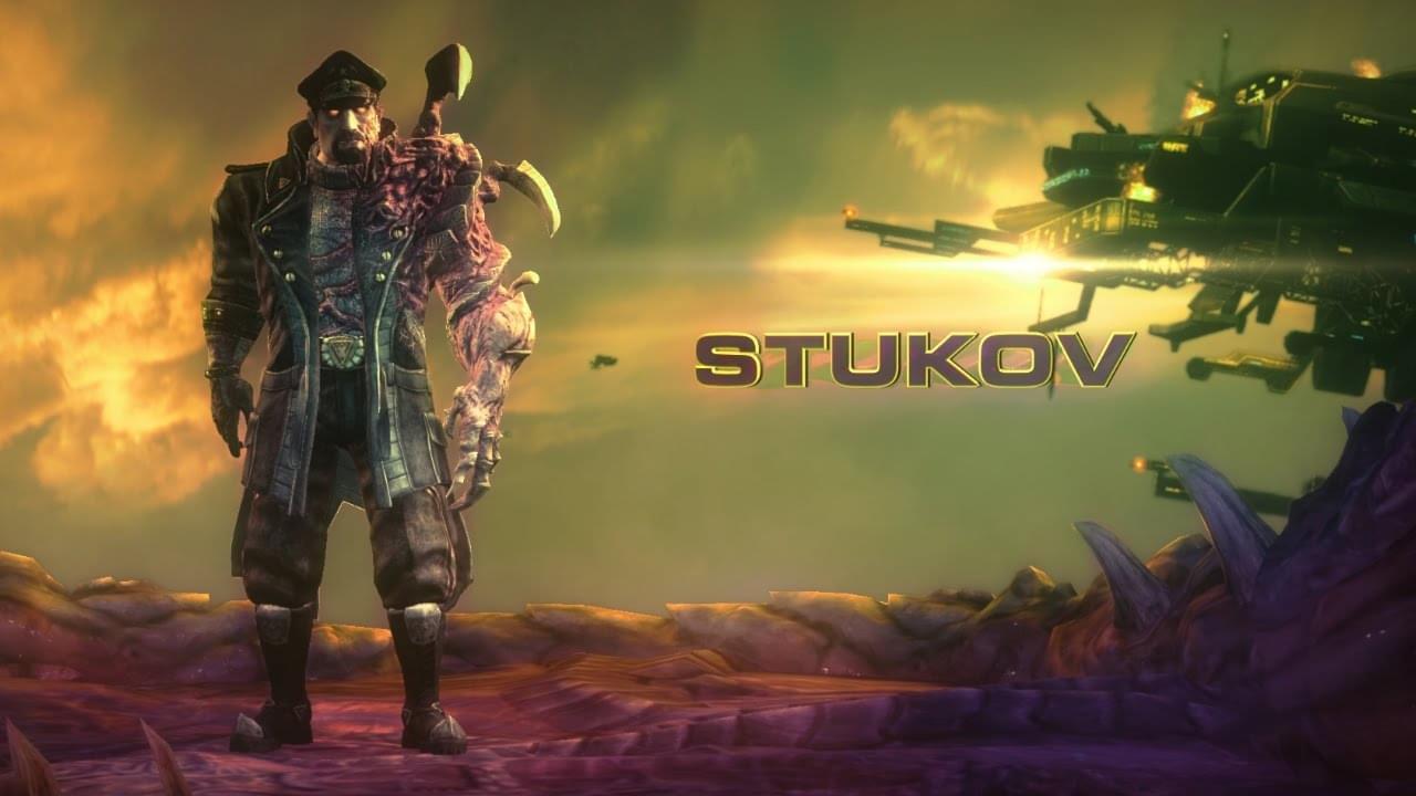 """风暴英雄""""触手怪""""英雄公布:被感染的斯托科夫"""