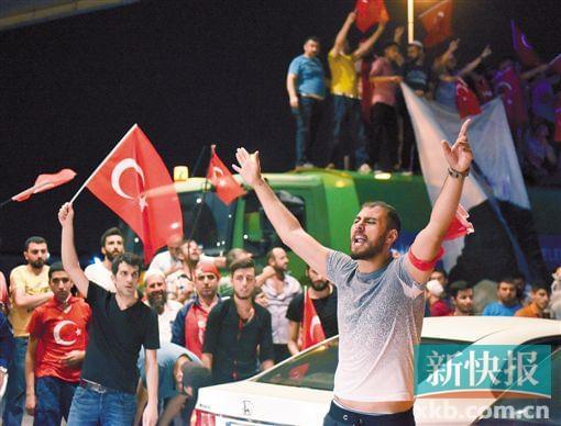 教育界也遭肃清 土耳其全国大学院