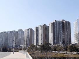 前3月郑州市区商品房销售26568套 均价10460