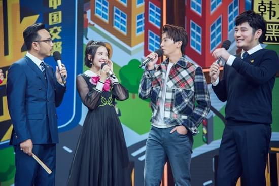 唐艺昕霸屏周五综艺 《我来》《天天》忙不停