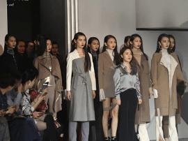 深圳时装周设计师品牌 ZOLA MUKE 2017演绎只为讨好自