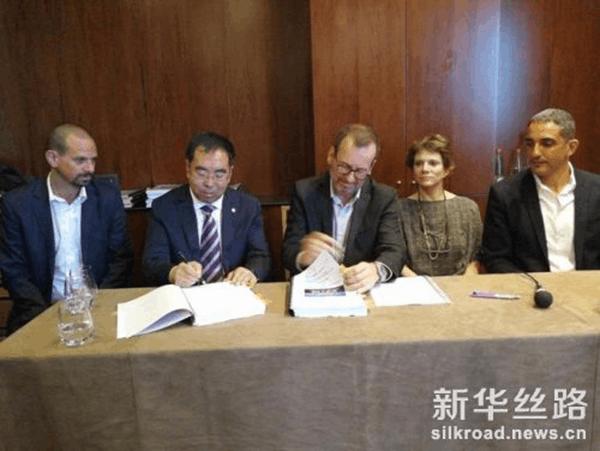 北京建工签约以色列地产施工项目 为中国企业首单