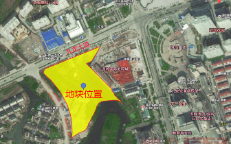 温岭国际数码城西面地块拍出15.6亿高价,楼面价破1万7