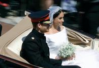 实拍哈里王子婚礼豪车