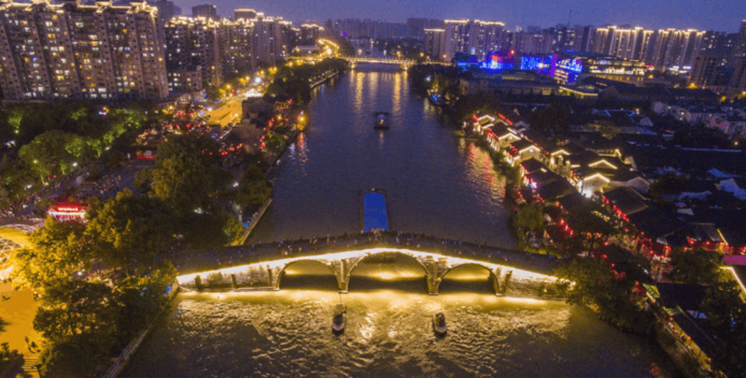 拱墅打造运河南端生态廊道网