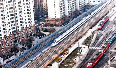 """多部委为""""高铁新城热""""预警 防控单纯房地产化倾向"""
