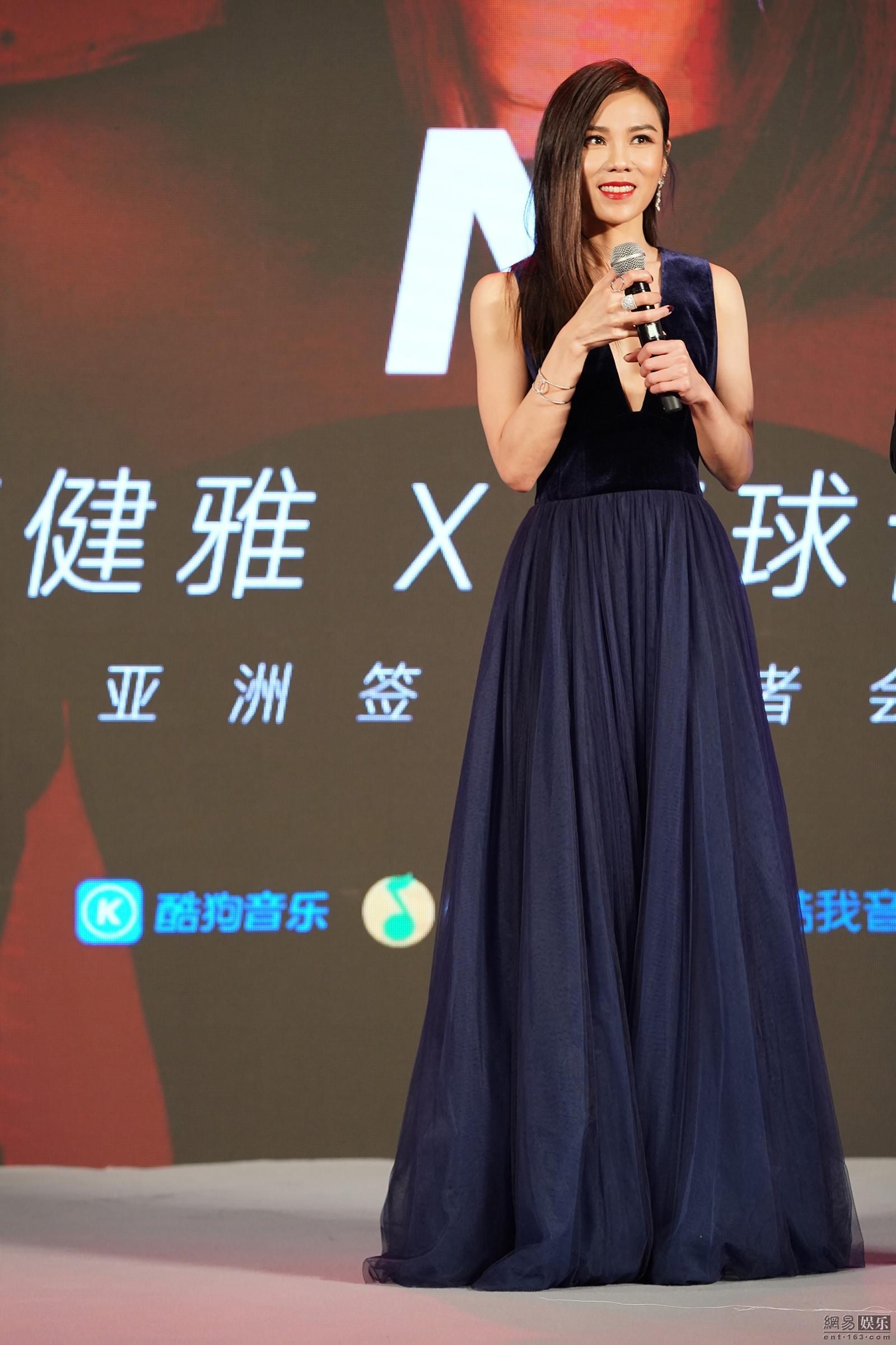 蔡健雅加盟环球开启新纪元 唱片公司给予厚望