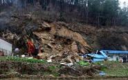 湖北山石滚落致2人遇难
