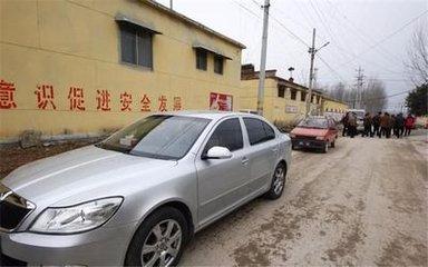 """乡村新变化:荆州有个""""汽车村"""" 有车一族占七成"""