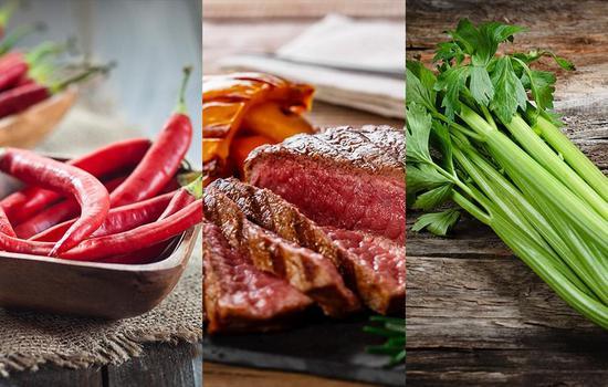 加速新陈代谢燃烧脂肪 11种食物要多吃