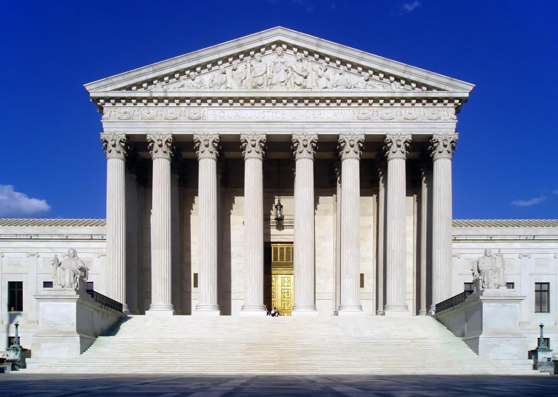 美国最高法院是掌握着色情作品命运,大法官的判决将直接影响其发展 /Wikipedia