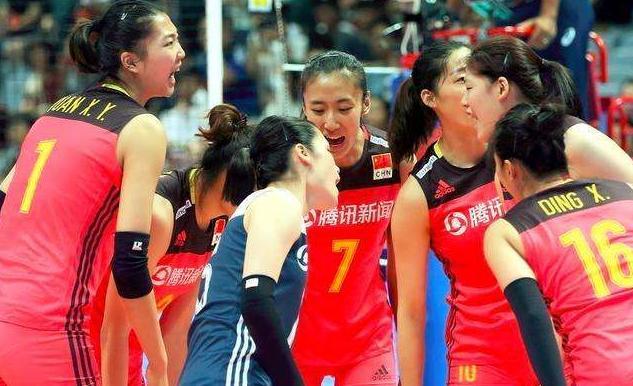 世界女排联赛-数据利好 中国队有望横扫取胜