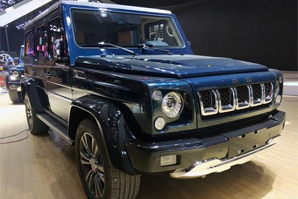 BJ80珠峰版售39.8万