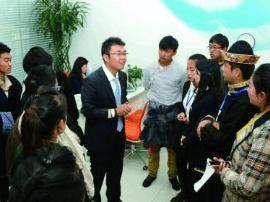 内蒙古大中学生主题教育实践活动启动